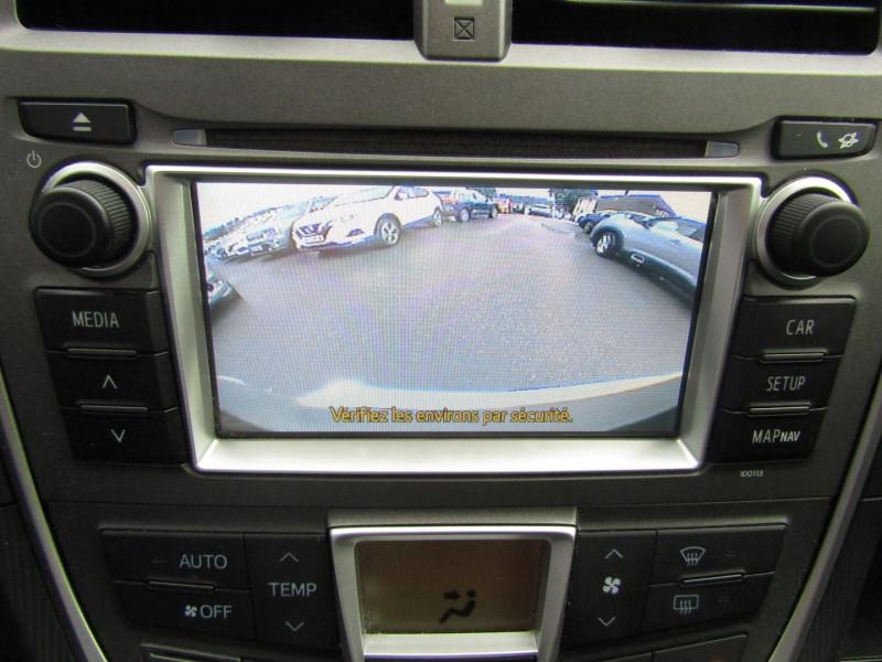 Photo 12 de l'offre de TOYOTA VERSO-S 90 CV D-4D LOUNGE ÉCRAN TACTILE CAMÉRA MP3 JA 16 RE TOIT PANO TURBO DIESEL  6V à 7900€ chez Bougel transactions