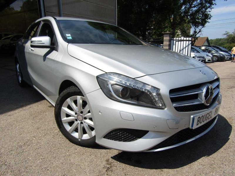 Mercedes-Benz CLASSE A III INSPIRATION 180 CDI ÉCRAN COULEUR USB JA 16 RADAR AV ET ARR BLUETOOTH RÉGULATEUR Diesel GRIS PLATINE Occasion à vendre