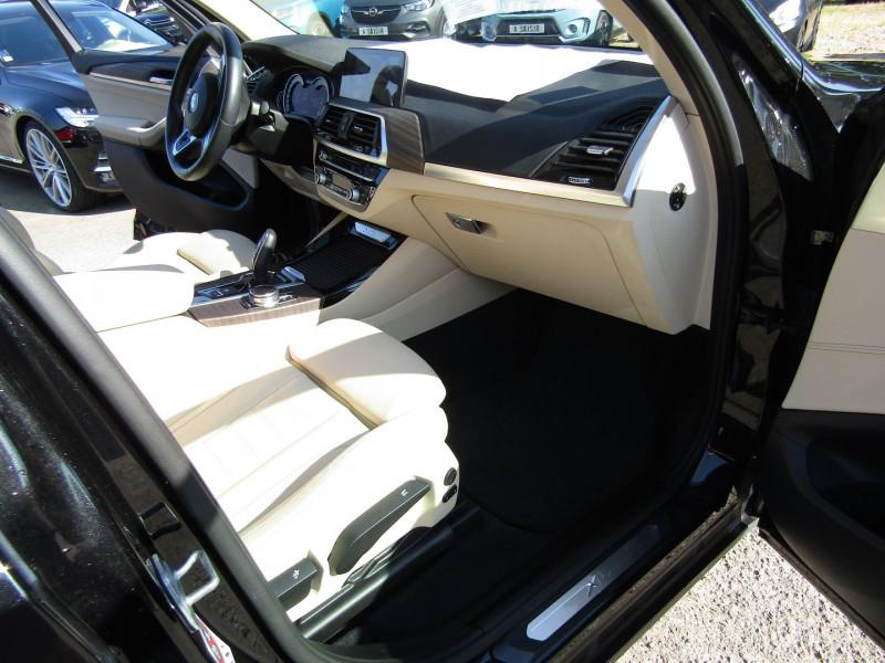 Photo 13 de l'offre de BMW X3 (G01) XDRIVE20DA 190CH XLINE à 39900€ chez Bougel transactions