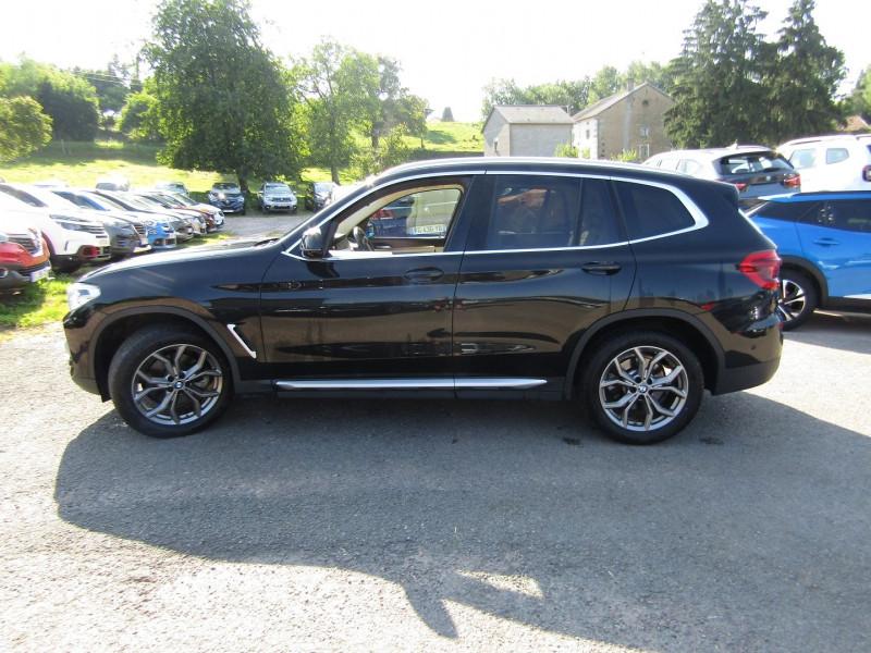 Photo 3 de l'offre de BMW X3 (G01) XDRIVE20DA 190CH XLINE à 39900€ chez Bougel transactions