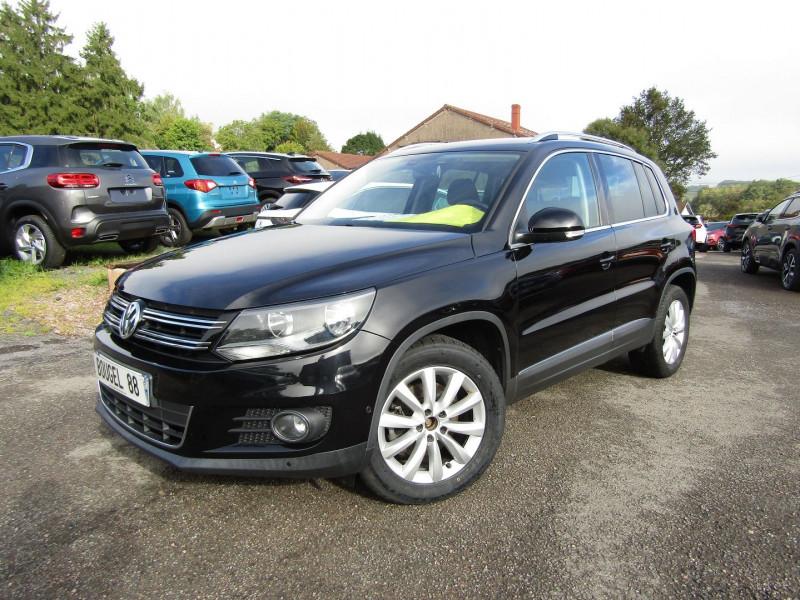 Volkswagen TIGUAN 4 2L TDI 150 CV GPS SPORTLINE BUSINESS MÉDIA RÉGULATEUR BLUETOOTH TURBO DIESEL  6V Diesel NOIR DIAMANT Occasion à vendre
