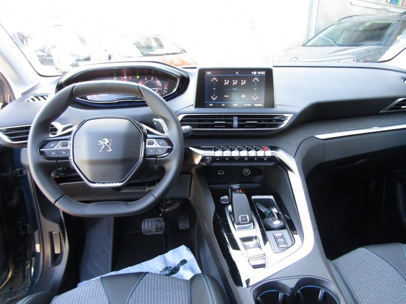 Photo 11 de l'offre de PEUGEOT 3008 PHASE 4 BLUEHDI 130 ALLURE BOITE AUTO EAT.8 TOIT OUVRANT CAMÉRA CUIR GPS LINK  FULL LEDS à 33990€ chez Bougel transactions