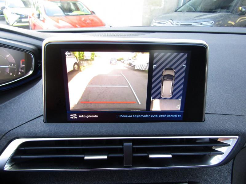Photo 12 de l'offre de PEUGEOT 3008 PHASE 4 BLUEHDI 130 ALLURE BOITE AUTO EAT.8 TOIT OUVRANT CAMÉRA CUIR GPS LINK  FULL LEDS à 33990€ chez Bougel transactions