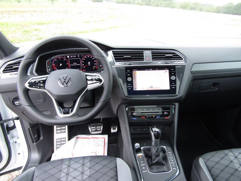 Photo 12 de l'offre de VOLKSWAGEN TIGUAN 5 2L TDI 150 CV R-LINE GPS 3D CAMÉRA 360° FULL LED MATRIX TOIT PANO BOITE AUTO DSG à 43500€ chez Bougel transactions
