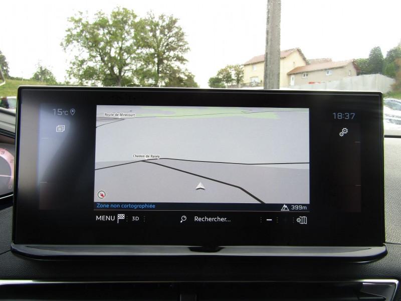 Photo 10 de l'offre de PEUGEOT 3008 PHASE 4 GT PURETECH 130 CV GPS 3D CAMÉRA JA 18 FULL LED PACK HIVER I-COKPIT COFFRE ELECT à 34900€ chez Bougel transactions