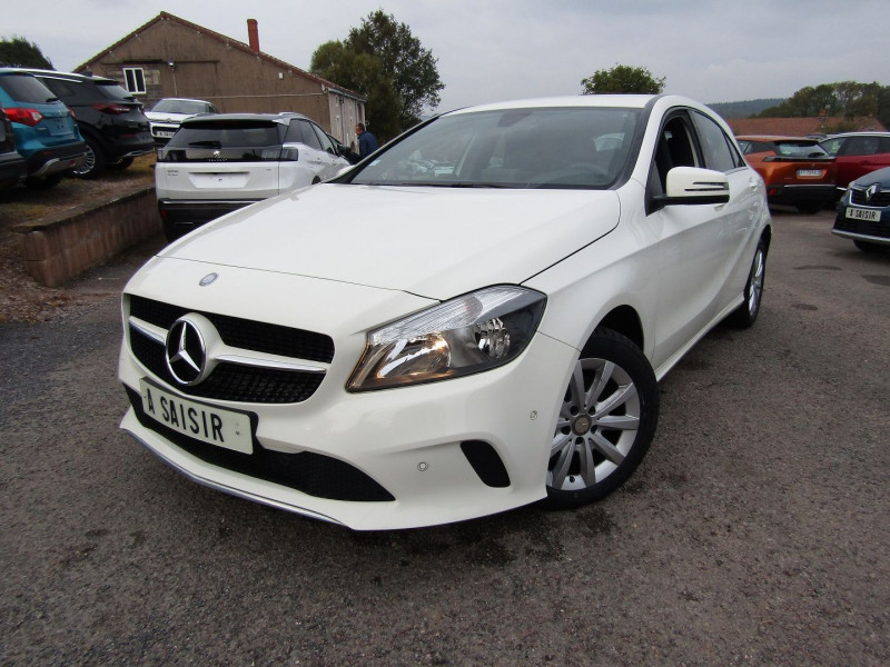 Mercedes-Benz CLASSE A III 200 CDI BUSINESS 136 CV MP3 USB ÉCRAN COULEUR JA 16 RADAR BLUETOOTH RÉGULATEUR Diesel BLANC ALPIN Occasion à vendre
