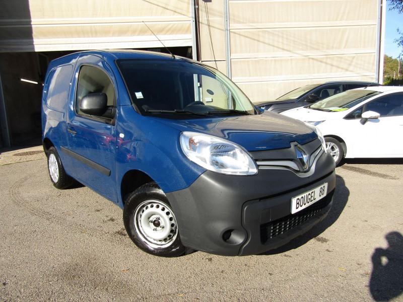Renault KANGOO II EXPRESS DCI COMPACT EXTRA R-LINK GPS MÉDIA SD BLUETOOTH RÉGULATEUR RADARS CLIMAT  DIESEL Diesel BLEU ROYE Occasion à vendre