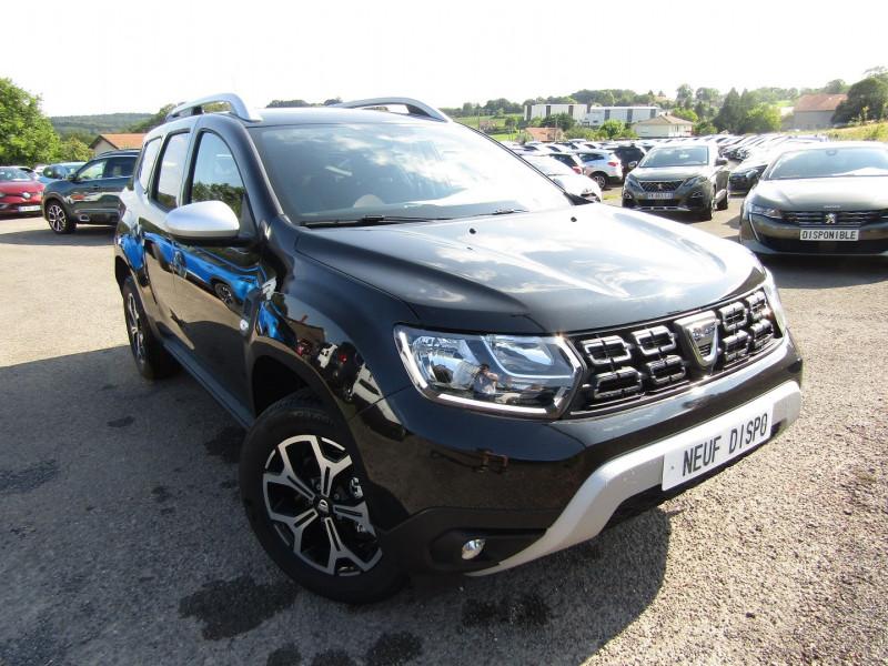 Dacia DUSTER III BLUE DCI 115 CV PRESTIGE 4X2 GPS TACTILE CAMÉRA USB JA 17 BLUETOOTH RÉGULATEUR Diesel NOIRE ÉTOILE Occasion à vendre