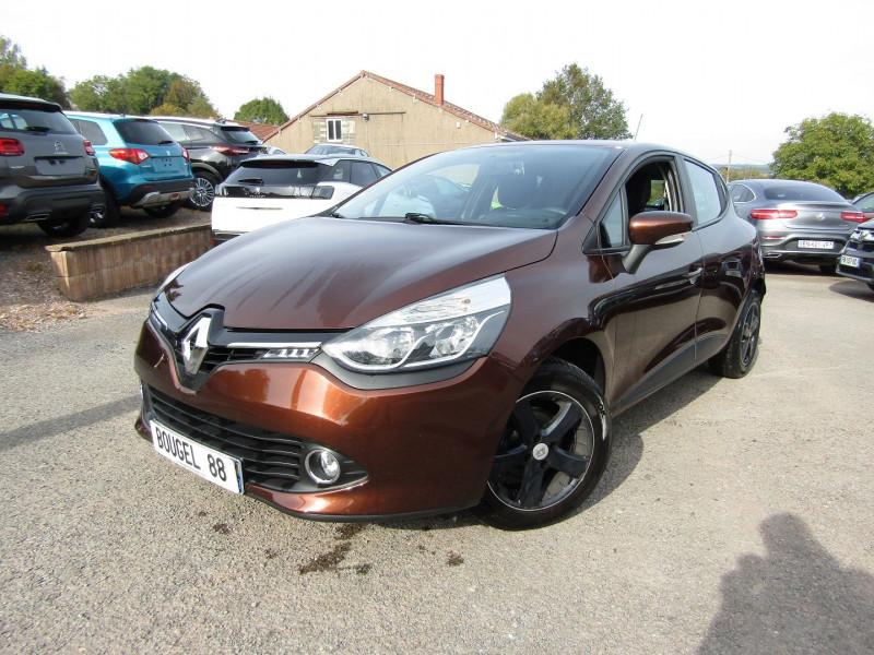 Renault CLIO 4 TCE 90 CV ENERGY ZEN ECO² GPS TACTILE CAMÉRA MP3 USB JA 15 BLUETOOTH RÉGULATEUR Essence MARRON GLACÉ Occasion à vendre