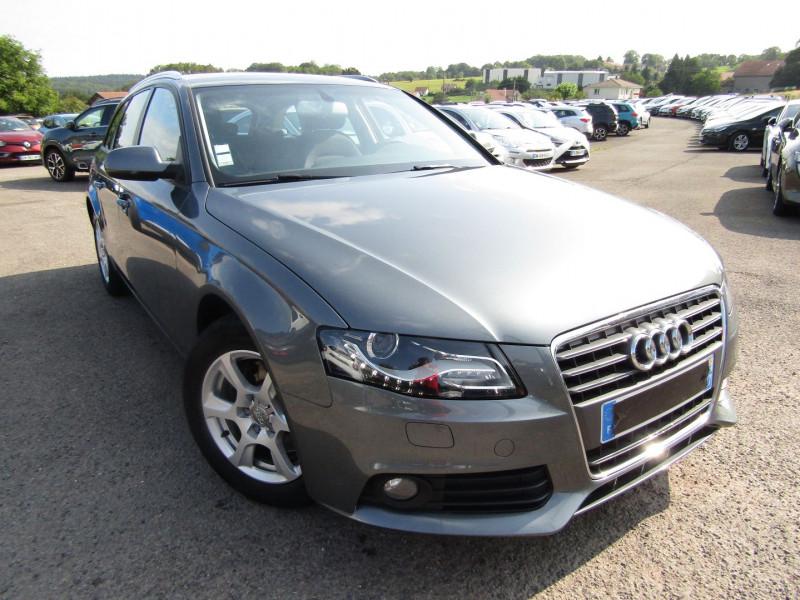 Audi A4 II ADVANCED EDITION PLUS 2L TDI 120 CV XÉNON CLIM AUDIO MP3 JA 16 RADAR RÉGULATEUR Diesel GRIS MÉTÉORE Occasion à vendre