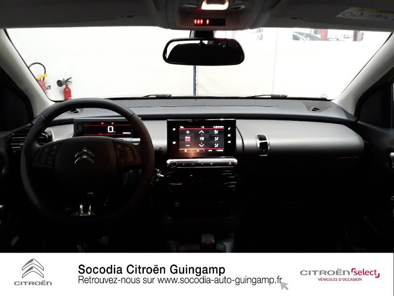 Photo 8 de l'offre de CITROEN C4 Cactus BlueHDi 100ch S&S Feel E6.d à 17990€ chez Socodia - Citroën Guingamp
