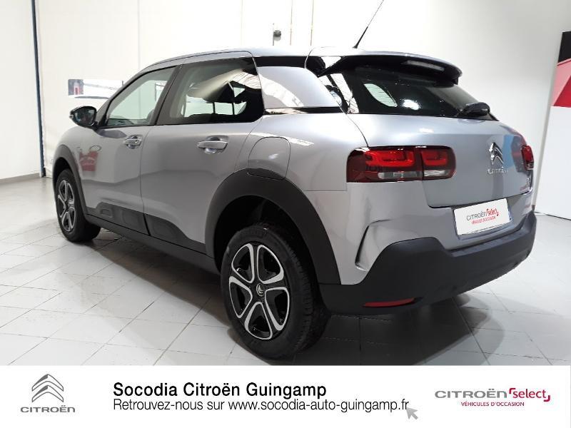 Photo 7 de l'offre de CITROEN C4 Cactus BlueHDi 100ch S&S Feel E6.d à 17990€ chez Socodia - Citroën Guingamp