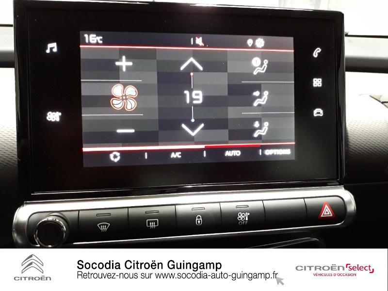 Photo 14 de l'offre de CITROEN C4 Cactus BlueHDi 100ch S&S Feel E6.d à 17990€ chez Socodia - Citroën Guingamp