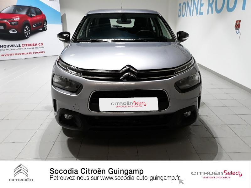 Photo 2 de l'offre de CITROEN C4 Cactus BlueHDi 100ch S&S Feel E6.d à 17990€ chez Socodia - Citroën Guingamp