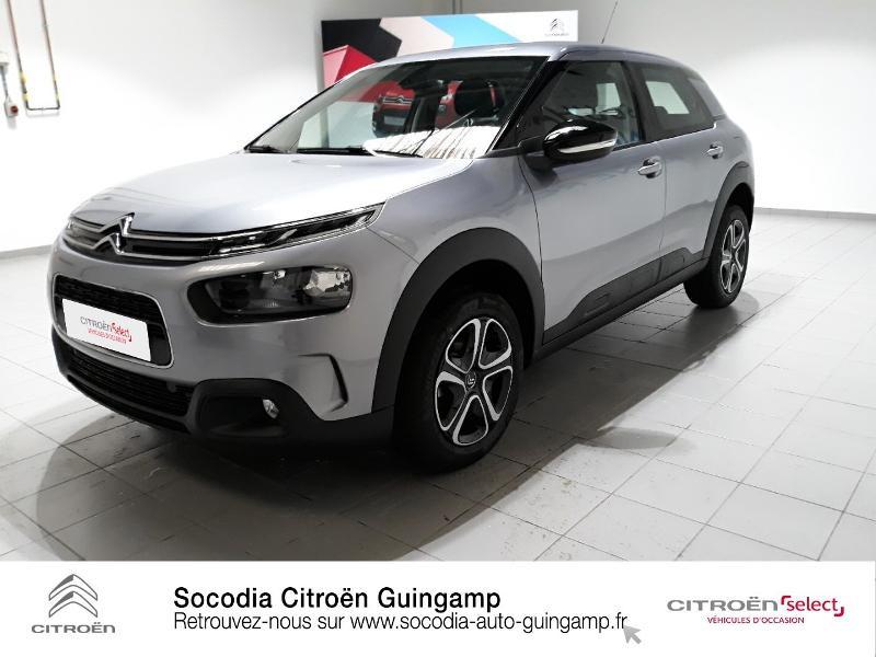 Photo 17 de l'offre de CITROEN C4 Cactus BlueHDi 100ch S&S Feel E6.d à 17990€ chez Socodia - Citroën Guingamp