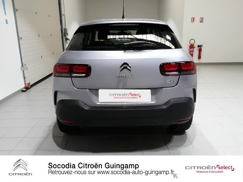 Photo 5 de l'offre de CITROEN C4 Cactus BlueHDi 100ch S&S Feel E6.d à 17990€ chez Socodia - Citroën Guingamp