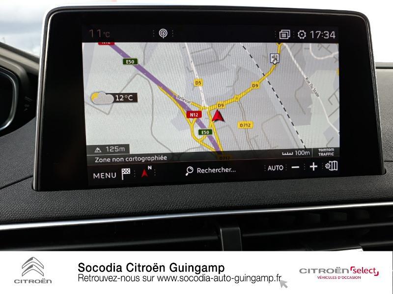 Photo 14 de l'offre de PEUGEOT 3008 1.5 BlueHDi 130ch E6.c GT Line S&S EAT8 à 25990€ chez Socodia - Citroën Guingamp