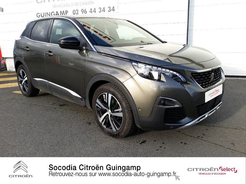 Photo 3 de l'offre de PEUGEOT 3008 1.5 BlueHDi 130ch E6.c GT Line S&S EAT8 à 25990€ chez Socodia - Citroën Guingamp