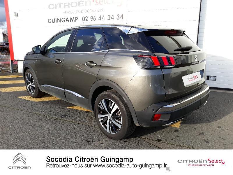 Photo 7 de l'offre de PEUGEOT 3008 1.5 BlueHDi 130ch E6.c GT Line S&S EAT8 à 25990€ chez Socodia - Citroën Guingamp