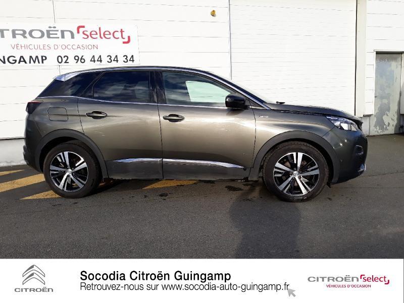Photo 4 de l'offre de PEUGEOT 3008 1.5 BlueHDi 130ch E6.c GT Line S&S EAT8 à 25990€ chez Socodia - Citroën Guingamp