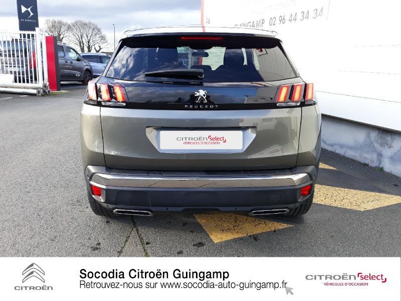 Photo 5 de l'offre de PEUGEOT 3008 1.5 BlueHDi 130ch E6.c GT Line S&S EAT8 à 25990€ chez Socodia - Citroën Guingamp