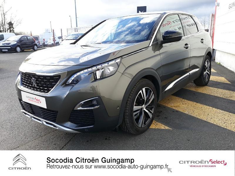 Photo 17 de l'offre de PEUGEOT 3008 1.5 BlueHDi 130ch E6.c GT Line S&S EAT8 à 25990€ chez Socodia - Citroën Guingamp