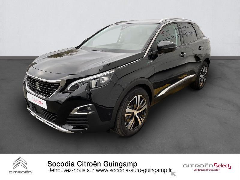 Peugeot 3008 HYBRID 225ch Allure e-EAT8 10cv Hybride NOIR PERLA NERA Occasion à vendre