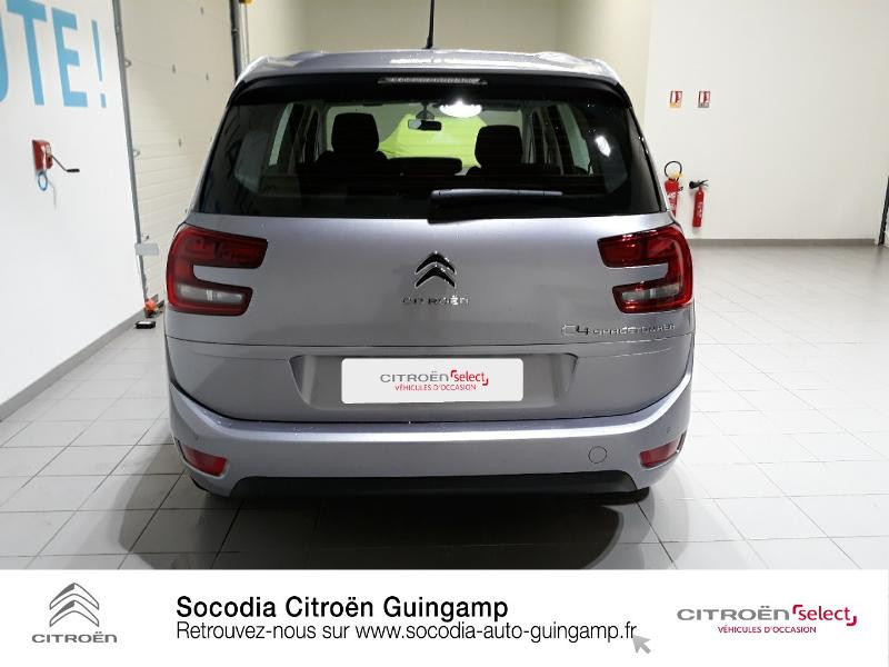 Photo 5 de l'offre de CITROEN Grand C4 SpaceTourer BlueHDi 160ch S&S Feel EAT8 E6.d-TEMP à 29990€ chez Socodia - Citroën Guingamp