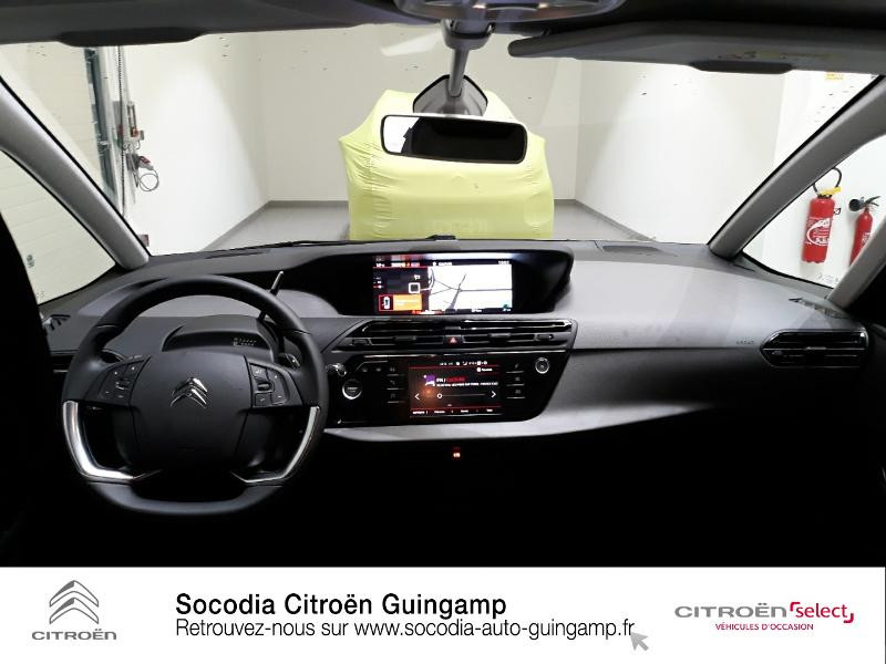 Photo 8 de l'offre de CITROEN Grand C4 SpaceTourer BlueHDi 160ch S&S Feel EAT8 E6.d-TEMP à 29990€ chez Socodia - Citroën Guingamp