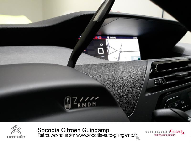 Photo 13 de l'offre de CITROEN Grand C4 SpaceTourer BlueHDi 160ch S&S Feel EAT8 E6.d-TEMP à 29990€ chez Socodia - Citroën Guingamp