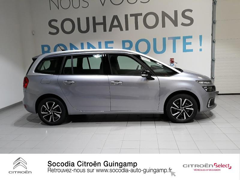 Photo 4 de l'offre de CITROEN Grand C4 SpaceTourer BlueHDi 160ch S&S Feel EAT8 E6.d-TEMP à 29990€ chez Socodia - Citroën Guingamp