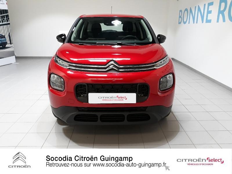Photo 2 de l'offre de CITROEN C3 Aircross PureTech 110ch S&S Live à 16490€ chez Socodia - Citroën Guingamp