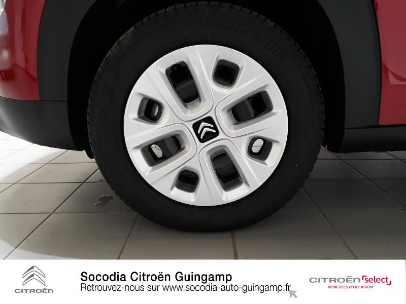 Photo 11 de l'offre de CITROEN C3 Aircross PureTech 110ch S&S Live à 16490€ chez Socodia - Citroën Guingamp