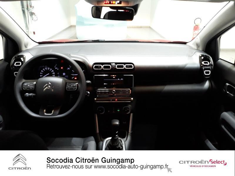 Photo 8 de l'offre de CITROEN C3 Aircross PureTech 110ch S&S Live à 16490€ chez Socodia - Citroën Guingamp