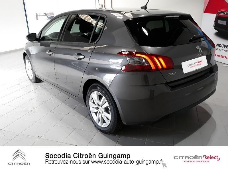 Photo 7 de l'offre de PEUGEOT 308 1.5 BlueHDi 130ch S&S Active à 20990€ chez Socodia - Citroën Guingamp