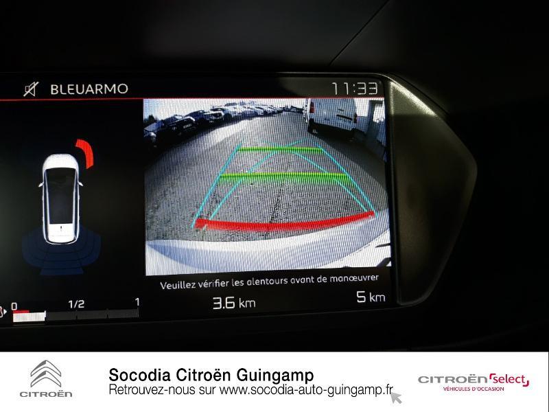Photo 14 de l'offre de CITROEN Grand C4 SpaceTourer PureTech 130ch S&S Shine Pack EAT8 7cv à 29990€ chez Socodia - Citroën Guingamp