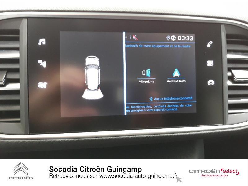 Photo 15 de l'offre de PEUGEOT 308 1.5 BlueHDi 130ch S&S Active à 20990€ chez Socodia - Citroën Guingamp