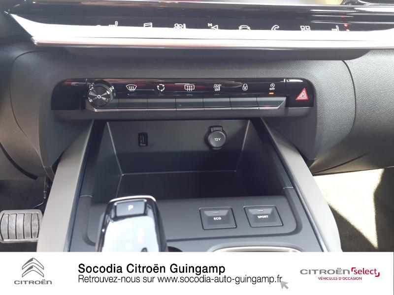 Photo 16 de l'offre de CITROEN C5 Aircross BlueHDi 130ch S&S Live EAT8 E6.d-TEMP à 26490€ chez Socodia - Citroën Guingamp