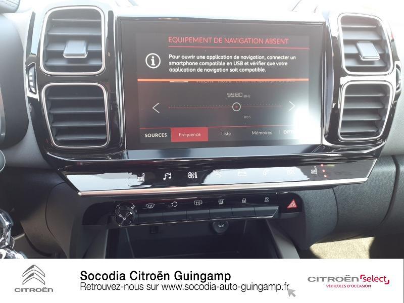 Photo 13 de l'offre de CITROEN C5 Aircross BlueHDi 130ch S&S Live EAT8 E6.d-TEMP à 26490€ chez Socodia - Citroën Guingamp