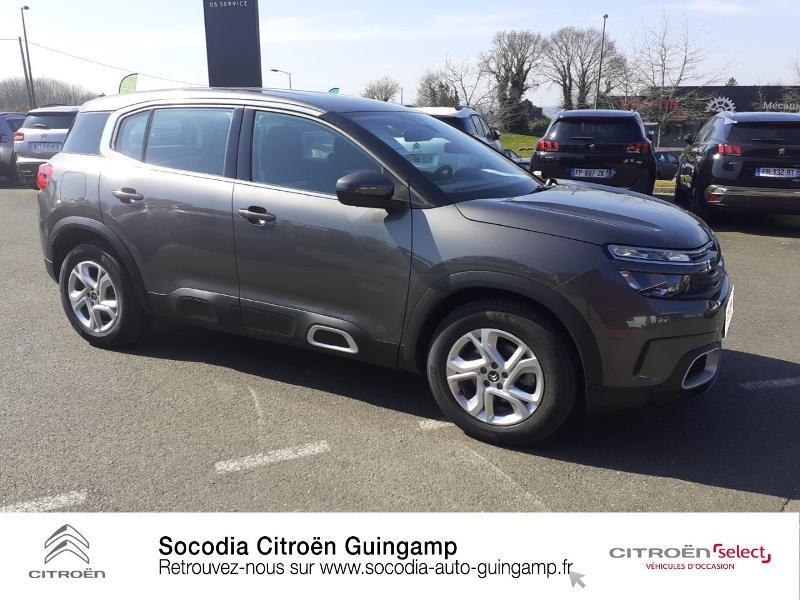 Photo 3 de l'offre de CITROEN C5 Aircross BlueHDi 130ch S&S Live EAT8 E6.d-TEMP à 26490€ chez Socodia - Citroën Guingamp