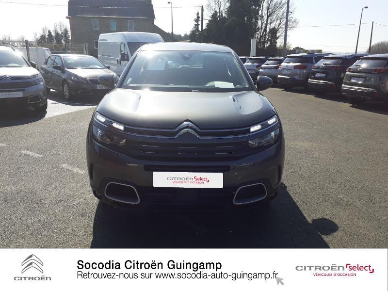 Photo 2 de l'offre de CITROEN C5 Aircross BlueHDi 130ch S&S Live EAT8 E6.d-TEMP à 26490€ chez Socodia - Citroën Guingamp