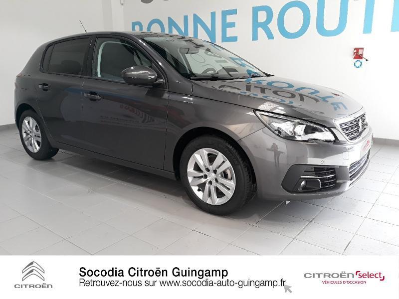 Photo 3 de l'offre de PEUGEOT 308 1.5 BlueHDi 130ch S&S Active à 20990€ chez Socodia - Citroën Guingamp