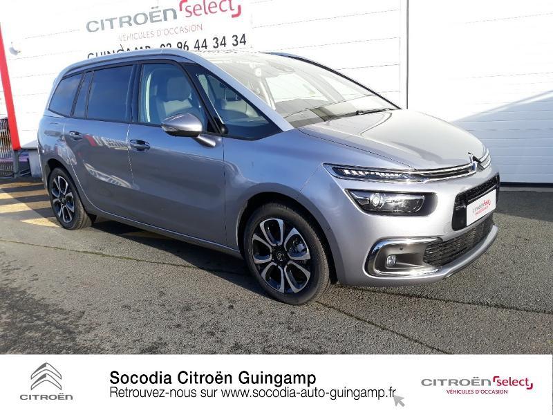 Photo 3 de l'offre de CITROEN Grand C4 SpaceTourer PureTech 130ch S&S Shine Pack EAT8 7cv à 29990€ chez Socodia - Citroën Guingamp