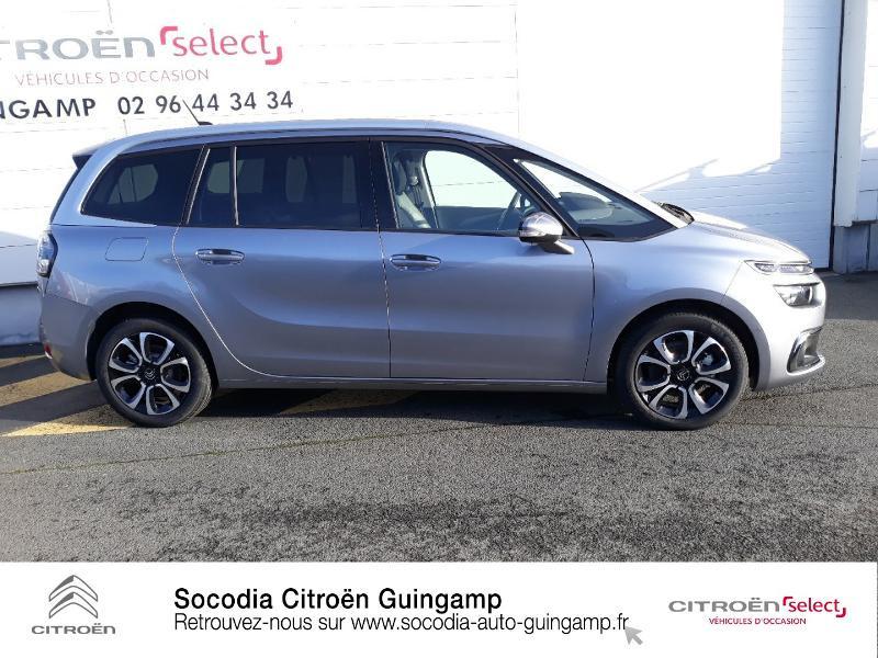 Photo 4 de l'offre de CITROEN Grand C4 SpaceTourer PureTech 130ch S&S Shine Pack EAT8 7cv à 29990€ chez Socodia - Citroën Guingamp