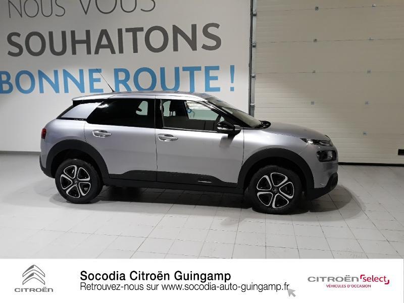 Photo 4 de l'offre de CITROEN C4 Cactus BlueHDi 100ch S&S Feel E6.d à 17990€ chez Socodia - Citroën Guingamp