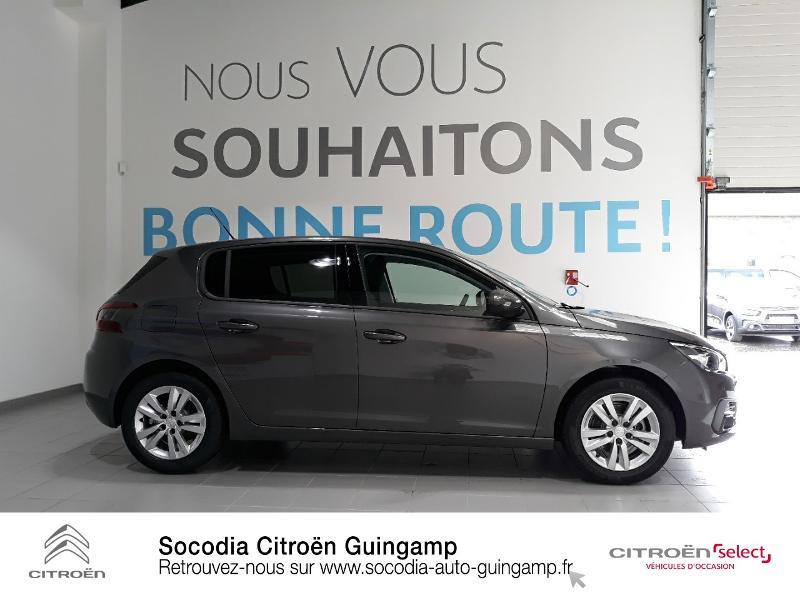 Photo 4 de l'offre de PEUGEOT 308 1.5 BlueHDi 130ch S&S Active à 20990€ chez Socodia - Citroën Guingamp