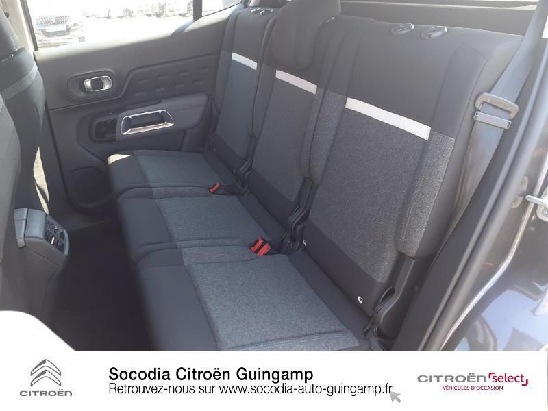 Photo 10 de l'offre de CITROEN C5 Aircross BlueHDi 130ch S&S Live EAT8 E6.d-TEMP à 26490€ chez Socodia - Citroën Guingamp