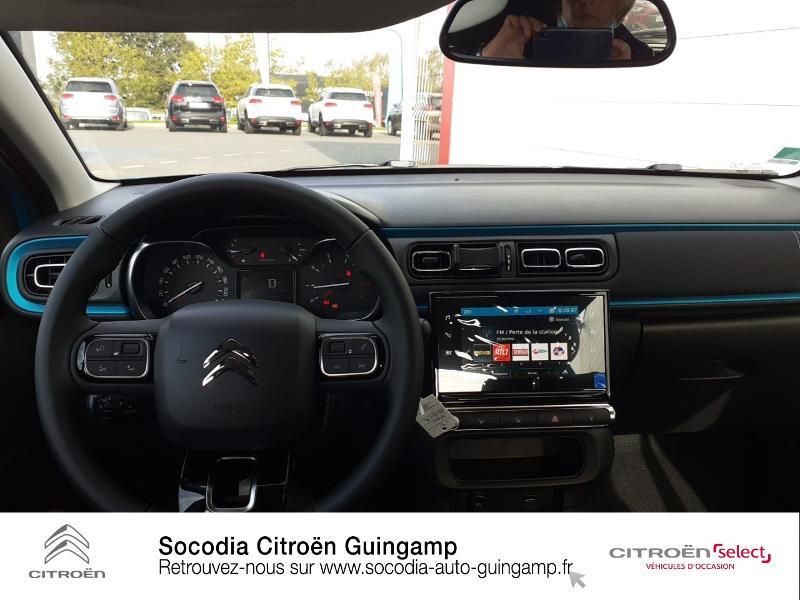 Photo 8 de l'offre de CITROEN C3 1.5 BlueHDi 100ch S&S Shine à 19990€ chez Socodia - Citroën Guingamp