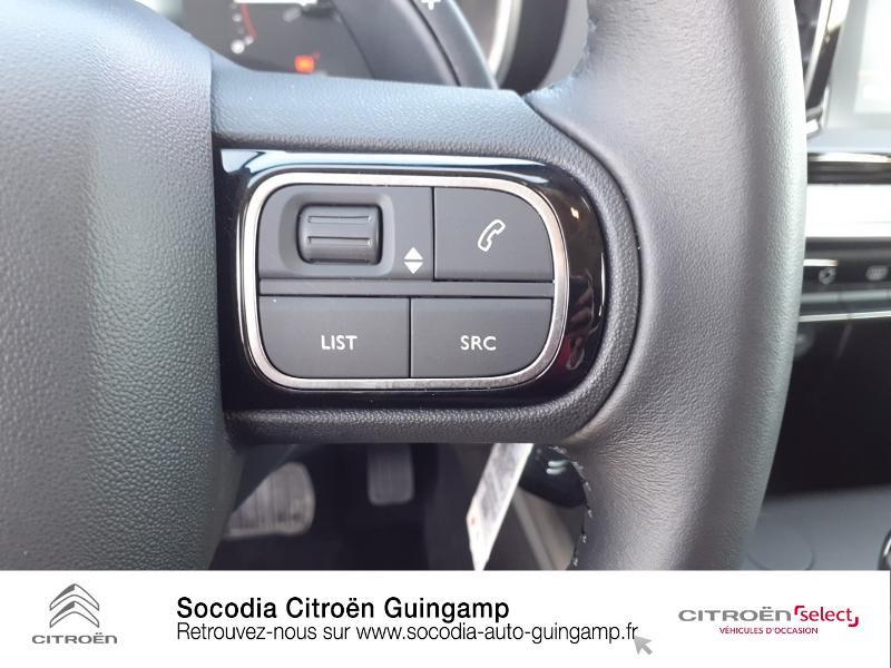 Photo 15 de l'offre de CITROEN C5 Aircross BlueHDi 130ch S&S Live EAT8 E6.d-TEMP à 26490€ chez Socodia - Citroën Guingamp