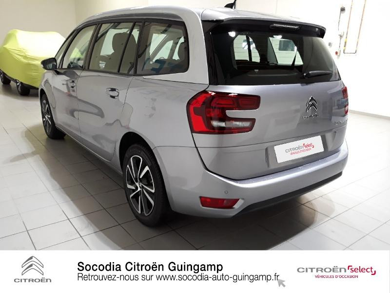 Photo 7 de l'offre de CITROEN Grand C4 SpaceTourer BlueHDi 160ch S&S Feel EAT8 E6.d-TEMP à 29990€ chez Socodia - Citroën Guingamp